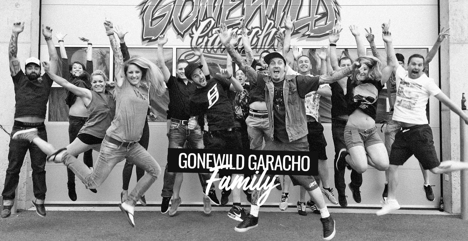 Gonewild Garacho Family