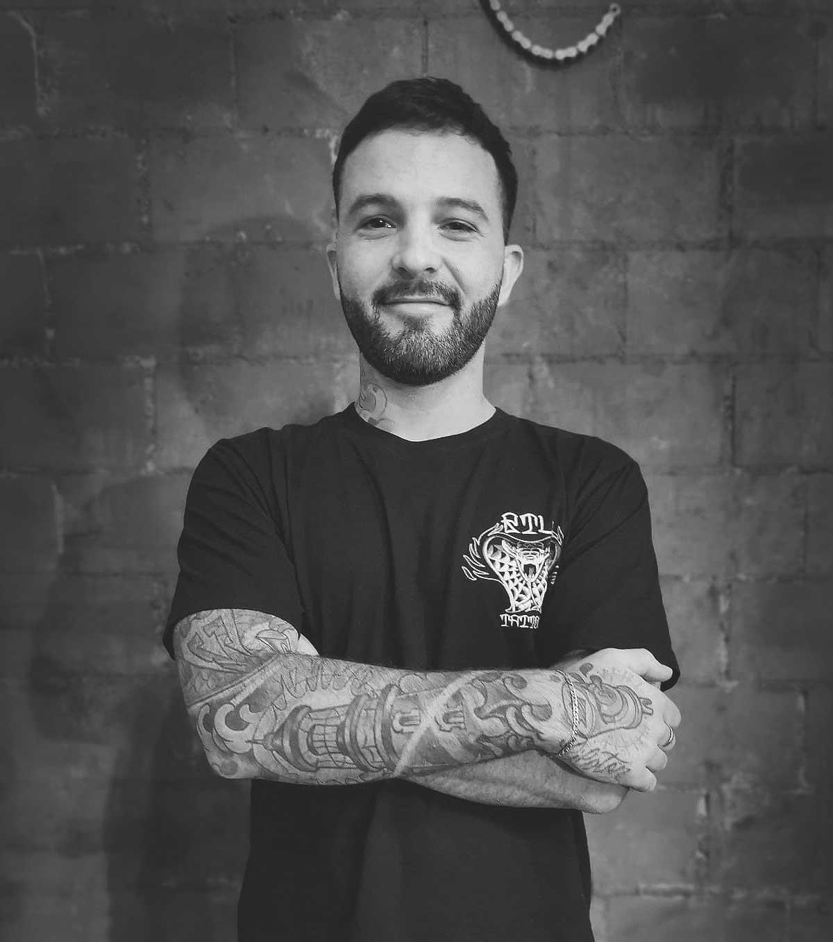 Alberto Tattoo Artist